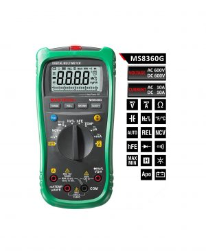 MASTECH MS8360G – Цифров мултиметър-мултицет