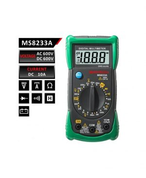 MASTECH MS8233A – Цифров мултиметър-мултицет